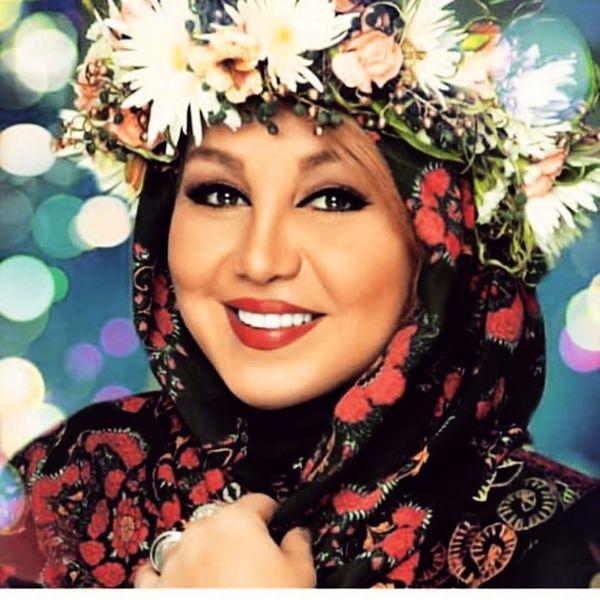 عکس ملکه گل بهنوش بختیاری