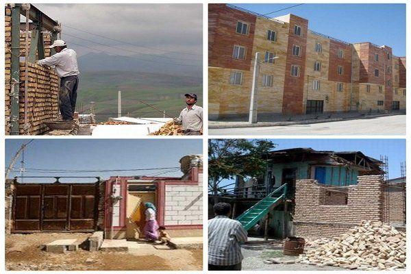 اتمام احداث واحدهای زلزله زده مددجویان تاپایان سال
