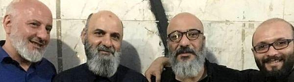 شباهت بامزه امیرجعفری و برادرانش+عکس