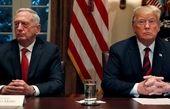 ترامپ متیس را زودتر از موعد برکنار کرد