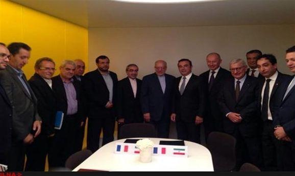 عهدشکنی عجیب و غریب خودروسازان فرانسوی نسبت به ایران