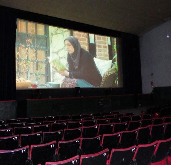 جدول آمار فروش فیلمهای روی پرده سینما