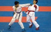 زن و مرد ایرانی طلای مسابقات کاراته قهرمانی آسیا را تصاحب کردند