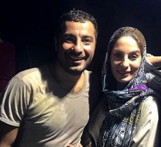 شباهت دیدنی نوید محمدزاده به خواهرش+عکس