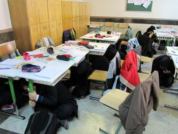 جزئیات برگزاری مانور زلزله امسال