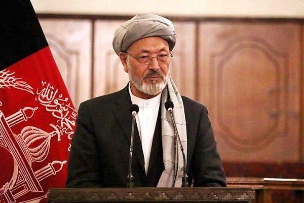 رئیس شورای عالی صلح افغانستان به تهران سفر میکند