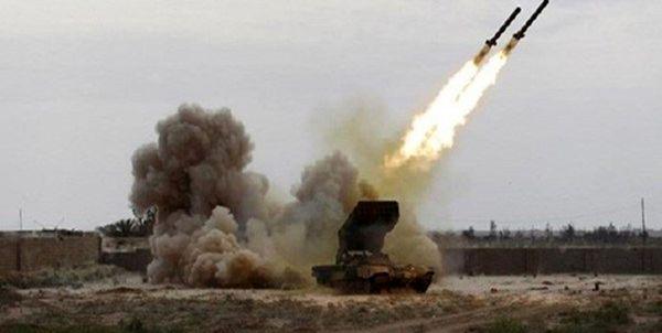 شلیک 5 موشک به مواضع ائتلاف ارتش سعودی در مرز یمن با عربستان