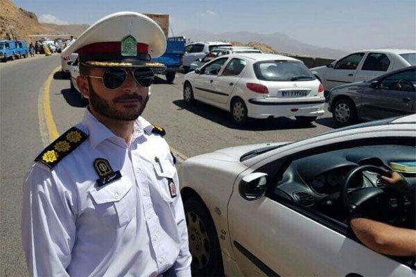 محدودیت های ترافیکی تعطیلات پایان هفته در شرق تهران