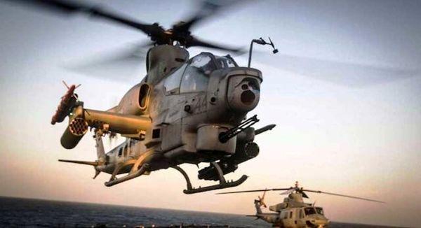 حمله بالگردهای رژیم صهیونیستی به سوریه