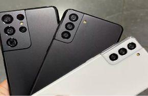 اولین تصاویر حقیقی منتشر شده از گوشی Galaxy S21