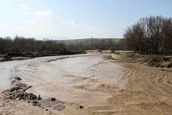 باران و سیلاب در جنوب غرب کشور
