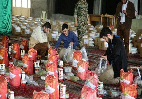 تلاش ۱۳۰۰۰ نیروی جهادگر در گیلان برای مقابله با کرونا؛ توزیع بستههای معیشتی ادامه دارد