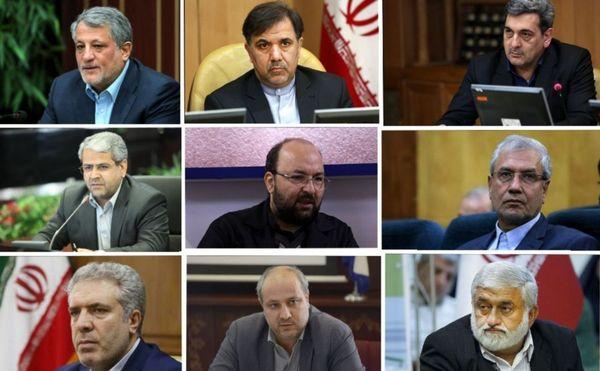 کاندیداهای احتمالی شهرداری تهران به روایت عضو شورای شهر
