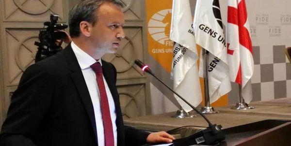رئیس فدراسیون جهانی شطرنج انتخاب شد