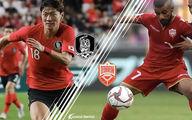 اعلام ترکیب تیمهای ملی بحرین و کرهجنوبی + عکس