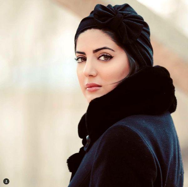 هلیا امام با تیپ خارجکی+عکس