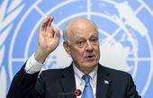 گفتگوی «استفان دی میستورا» با وزرای خارجه عرب