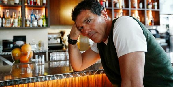 آنتیو باندراس 40 سال در انتظار جایزه کن