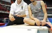 حضور آقای لژیونر در اردو تیم ملی والیبال+عکس