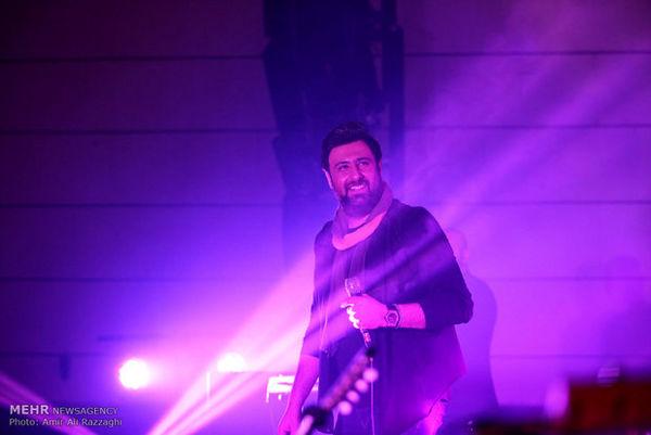 محمد علیزاده پس از هفت ماه کنسرت میدهد