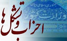 بررسی عملکرد احزاب اصولگرا و اصلاحطلب در سال ۹۳/ ارائه راهبردها برای انتخابات ۹۴