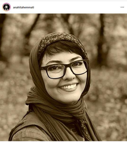حس تنهایی پاییزی خانم بازیگر را هم گرفت+عکس