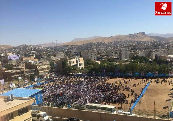 علت برخی سفرهای استانی اخیر مسوولین/ ریزش آرای روحانی در مناطق مرزی