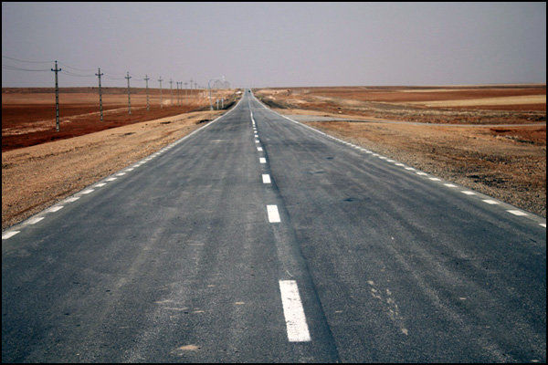 احداث 185 کیلومتر انواع راه طی سال 96 در کردستان