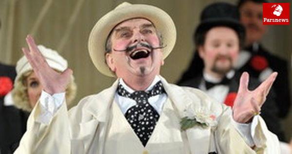 خواننده مشهور اپرای انگلیس درگذشت