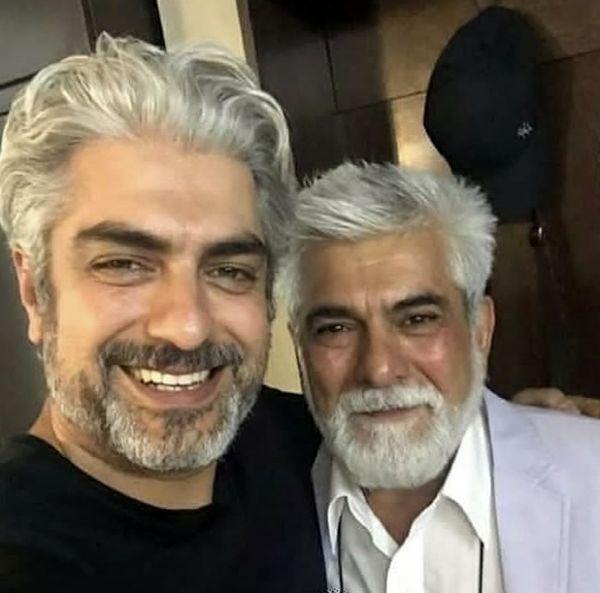 برادران جوگندمیسینمای ایران + عکس