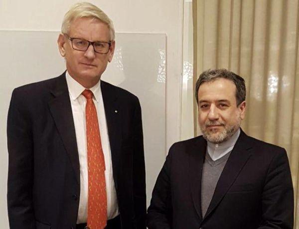 برجام و مسائل منطقه ای محور گفت وگوی عراقچی و مقام های سوئدی