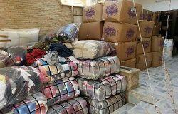 ارسال 42 تُن مواد غذایی به سوریه توسط روسیه