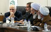 حضور ظریف در جلسه مجمع تشخیص مصلحت نظام