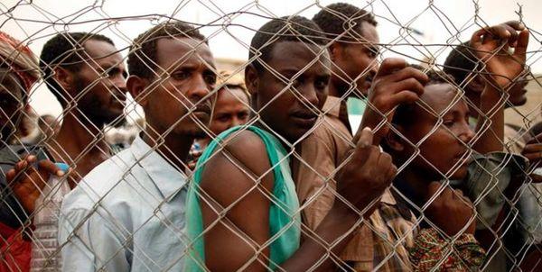 صدها زندانی آفریقایی در عربستان در شرایط غیر انسانی به سر میبرند