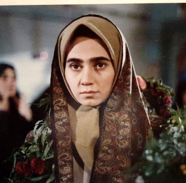 جوانی های تبسم  هاشمی + عکس
