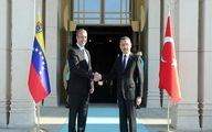 معاونان رؤسای جمهوری ترکیه و ونزوئلا دیدار کردند