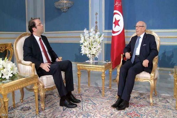 نخست وزیر تونس اتهام کودتا ضد رئیس جمهوری را رد کرد