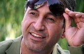حمید فرخ نژاد، 15 سال پیش با گریم سنگین پشت صحنه نمایش بهرام بیضایی + عکس