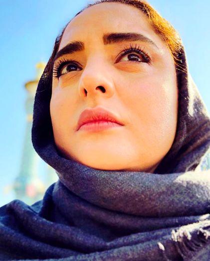 عکس نرگس محمدی در  عروس تاریکی