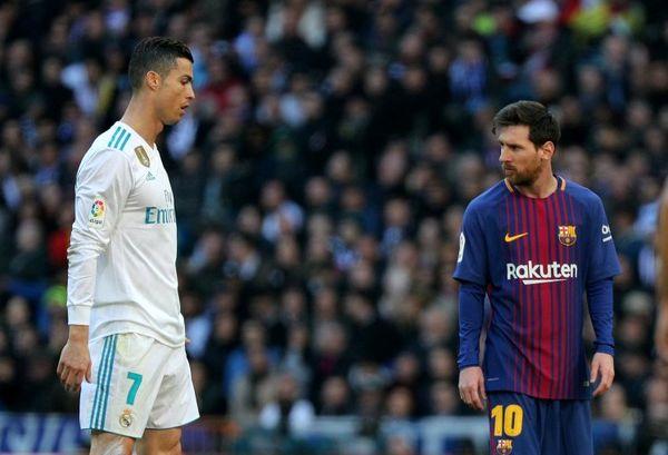 ناراحتی لیونل مسی از انتقال رونالدو