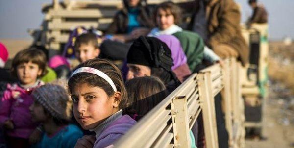 ادامه بازگشت آوارگان سوری به کشور خود