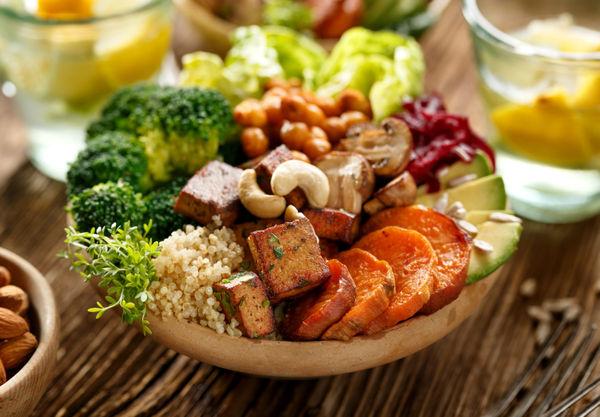 وقتی گیاهخوار میشوید چه اتفاقی در بدنتان میافتد؟