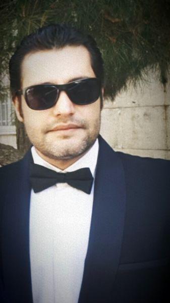 امیرمحمد زند با لباس دامادی + عکس